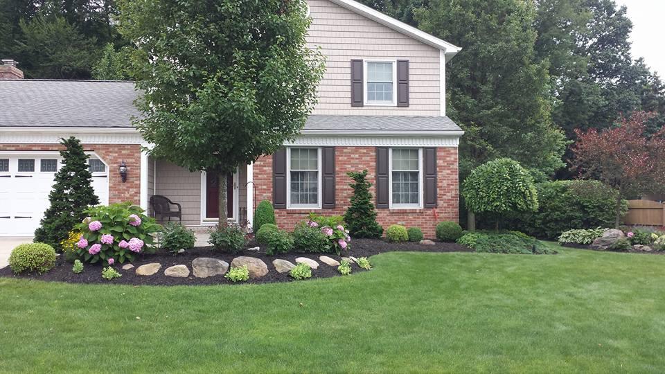 Lawn Care Landscape Design Yard Service Girard Pa